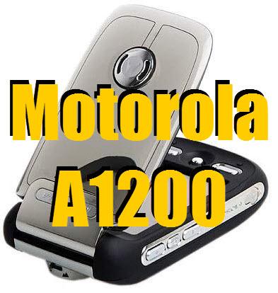 Motorola A1200