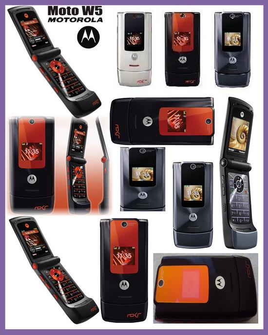 Motorola W5