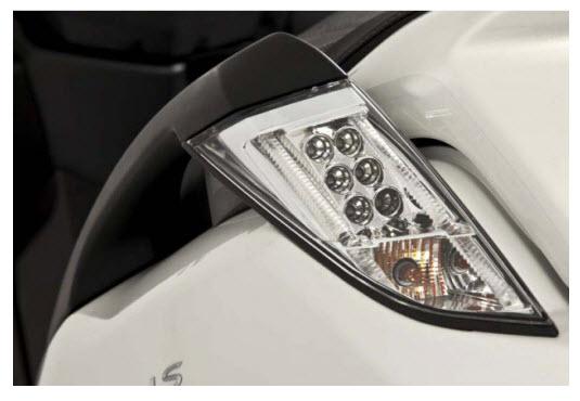 Peugeot Satelis 125 2012