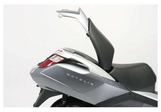 Peugeot Satelis 125 4V-2011