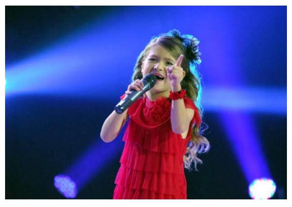 Shaira Ganadora del Factor XS 2011