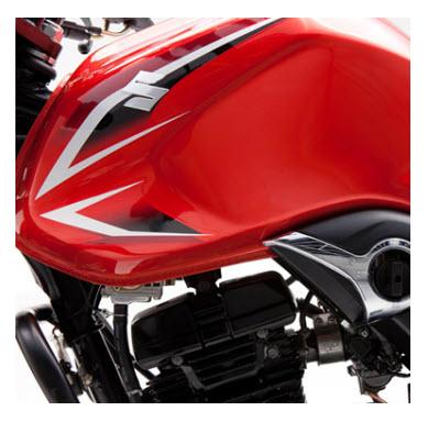 Suzuki GS 150 R 2012