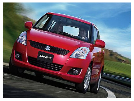 Suzuki Swift 2012,  manejo