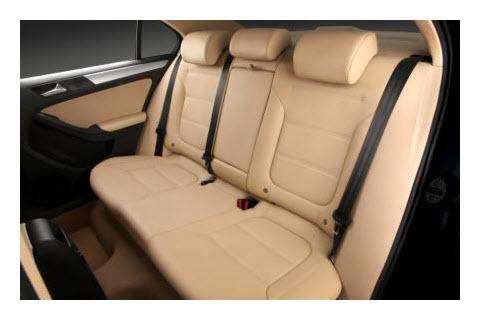 VolksWagen Jetta 2012, diseño interior