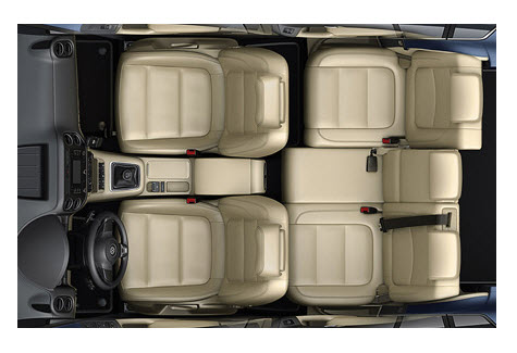 Volkswagen Tiguan 2012, confort