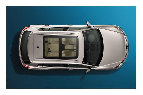 Volkswagen Tiguan 2012, diseño