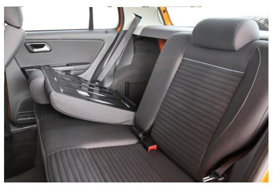 Volkswagen crossfox 2012, confort