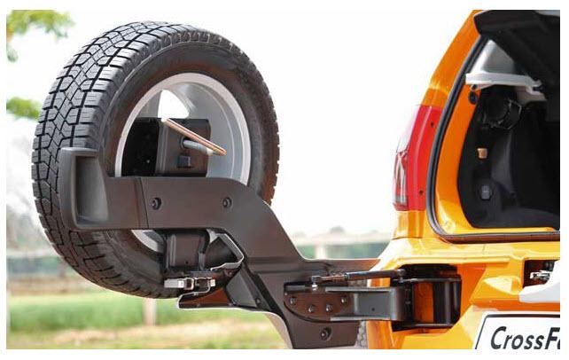 Volkswagen crossfox 2012, novedoso