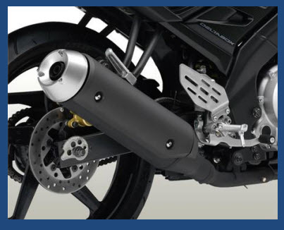 Yamaha YZF R 15 2012