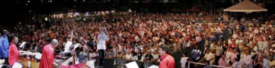 Ver concierto inaugural feria  de cali 2011