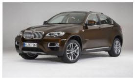 Nuevo BMW X6.