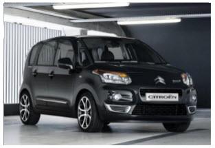 Nuevo Citroën C3 picasso