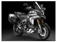 Moto Ducati Multistrada 1200 S Touring