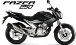 Yamaha Fazer 250 Colombia