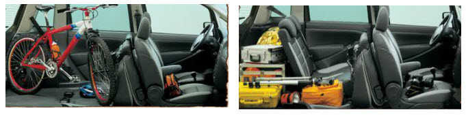 Fiat Idea Adventure Locker, capacidad