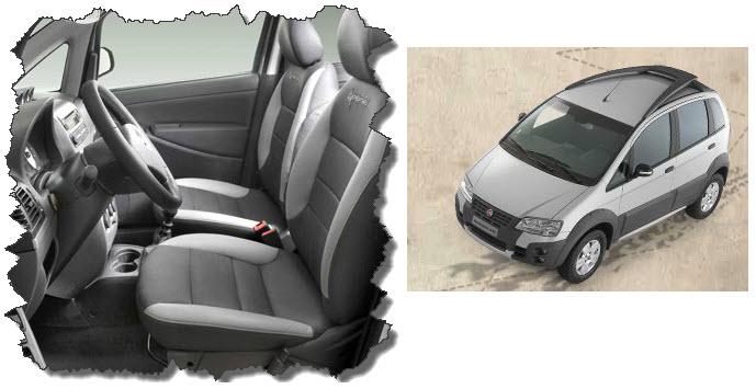 Fiat Idea Adventure Locker,  tecnología y confort