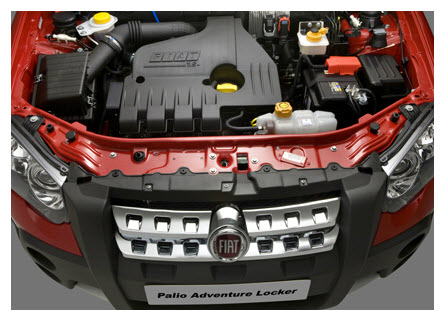 Fiat Palio Adventure Locker