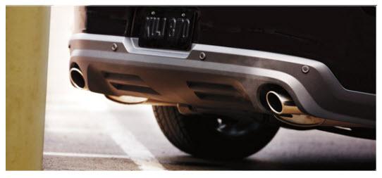Ford Mustang 2012, sistema de marcha atras