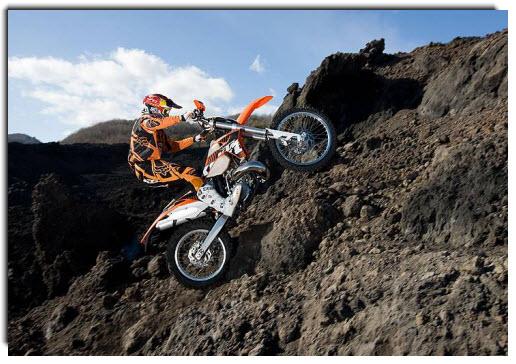 KTM 250 EXC 2011