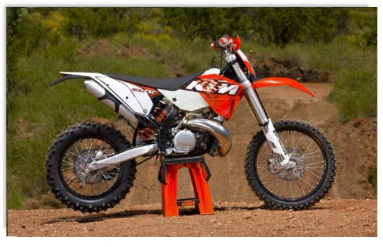 KTM 300 EXC 2011