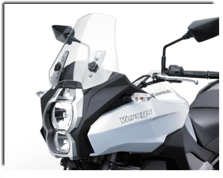 Kawasaki Versys 1000 2012