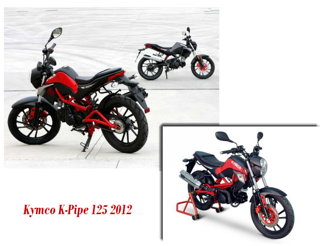 Kymco K-Pipe 125