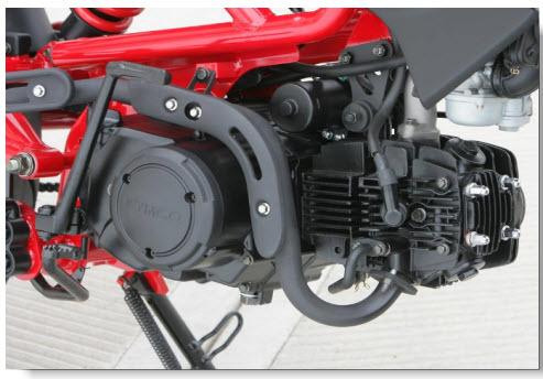 Kymco K-Pipe 125 2012