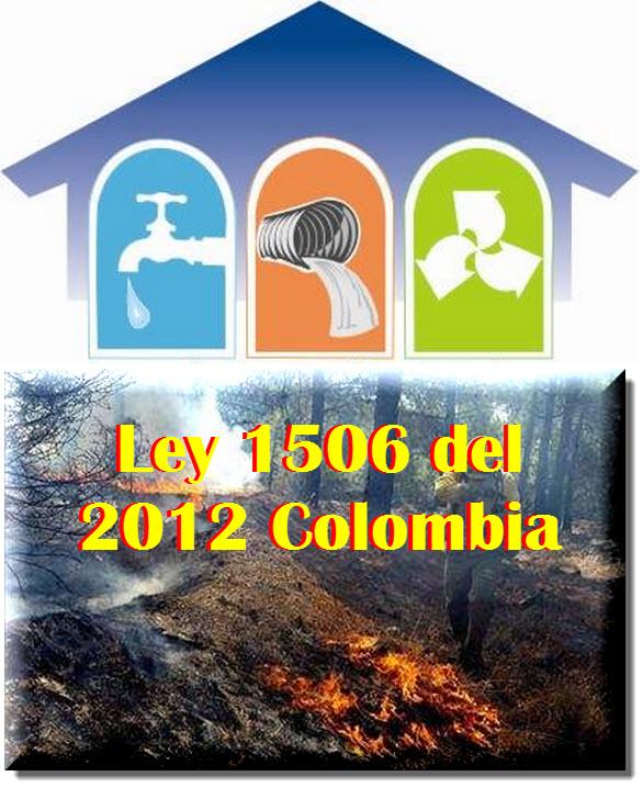 La Ley 1506 del 2012 Colombia