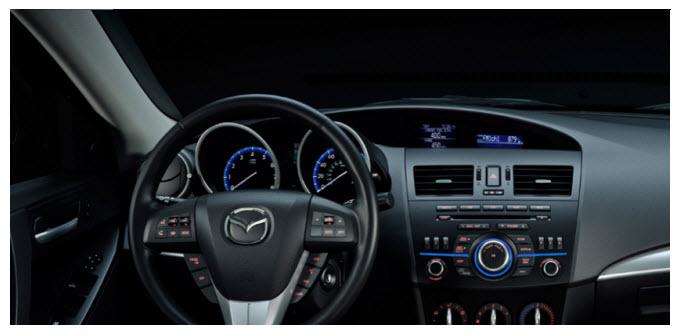 Mazda 3 Sedan 2012