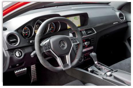 Mercedes Benz C 63  AMG Coupé Black Series