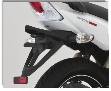 Moto TVS Apache RTR 180