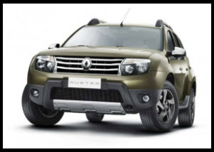 Nuevo Renault Duster 4×4 Colombia
