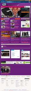 Pagina oficial www.caracoltv.com/lared