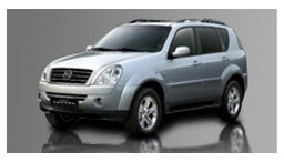 Ssangyong Rexton II Colombia