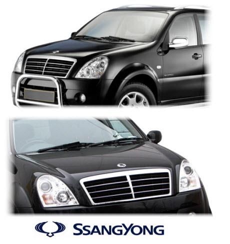 Ssangyong Rexton II 2012