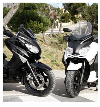 Yamaha X-Max 250 2010