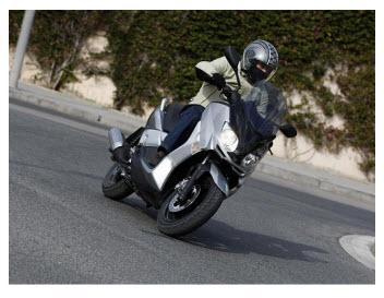 Yamaha X-Max 250 2012