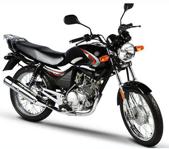 Imagen de Yamaha libero 125 negra