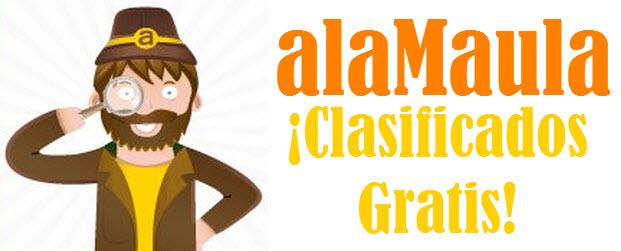 alaMaula, avisos clasificados grátis