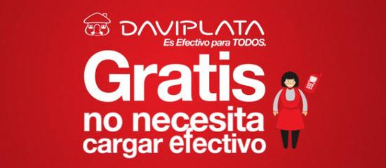 red davivienda presta servicio de giros con daviplata.com