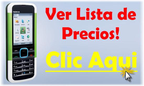 listado de ofertas de Nokia 5000