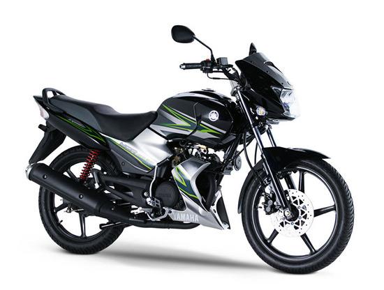 Motocicleta Yamaha Ybr 125 SS