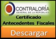 Consulta o Descarga Certificado de Antecedentes Fiscales 2012