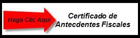 Certificado de Antecedentes Fiscales 2012