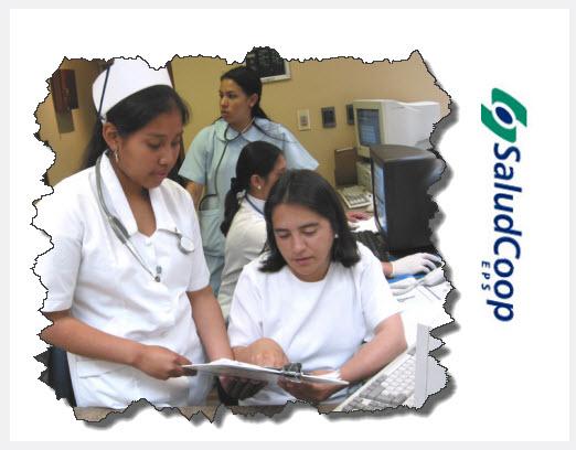Direcciones EPS Saludcoop en Antioquia