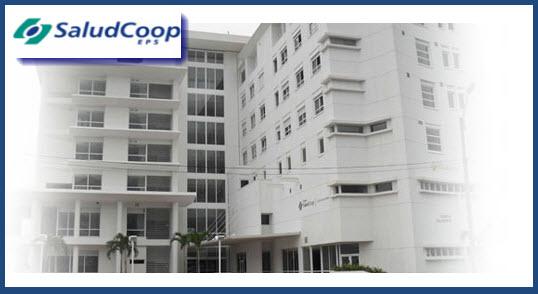 Direcciones de las Sucursales de la EPS Saludcoop en Palmira
