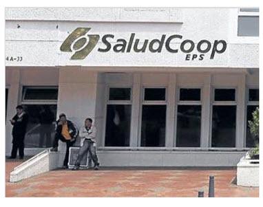 Direcciones y teléfono de la EPS Saludcoop