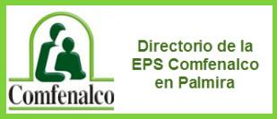 Directorio de la EPS Comfenalco en Palmira