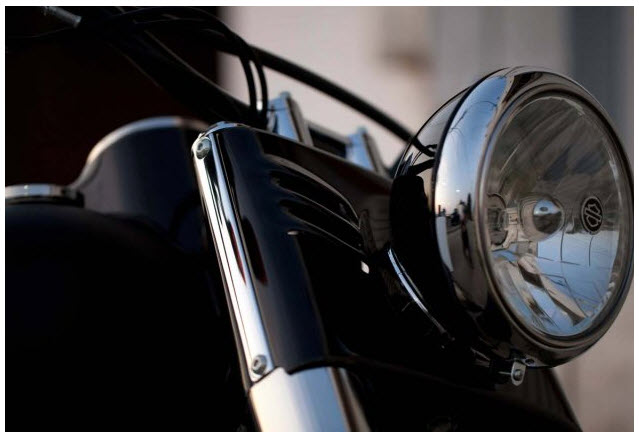 Harley Davidson Softail Slim 2012