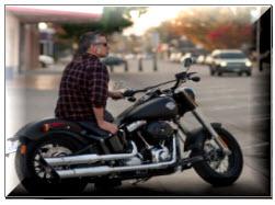 Nueva Harley Davidson Softail Slim